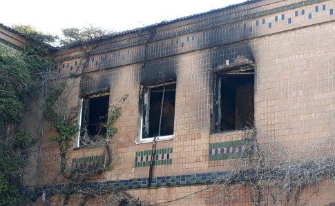 У Запоріжжі сталася пожежа в хостелі: 5 людей загинули (ФОТО)