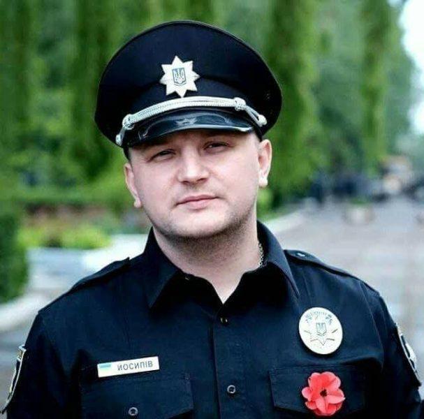 Йосипів йде з прикарпатської поліції, Голубош вже представив нового заступника (ФОТО)