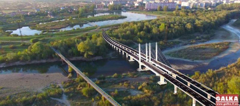 Існуючий міст на Пасічну треба перекривати для ремонту