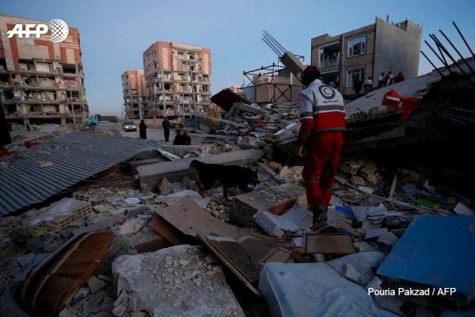 Понад 200 осіб загинули внаслідок землетрусу на Ближньому Сході (ФОТО)