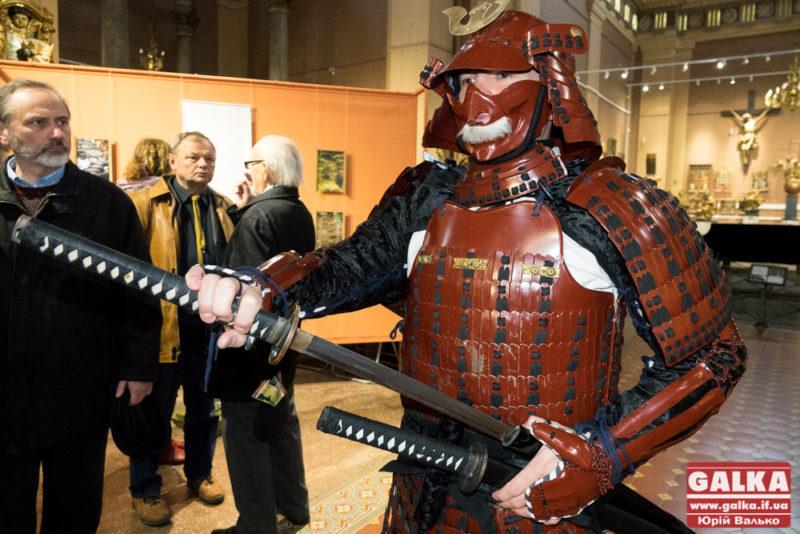 Франківців запрошують на показ фільму про самураїв
