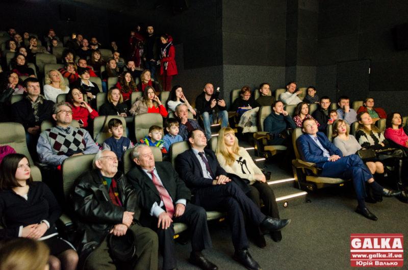 """Франківцям презентували нові аматорські """"документалки"""" про рідне місто (ФОТО)"""