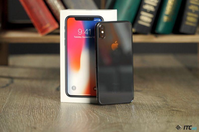 Стало відомо, коли стартує офіційний продаж iPhone X в Україні
