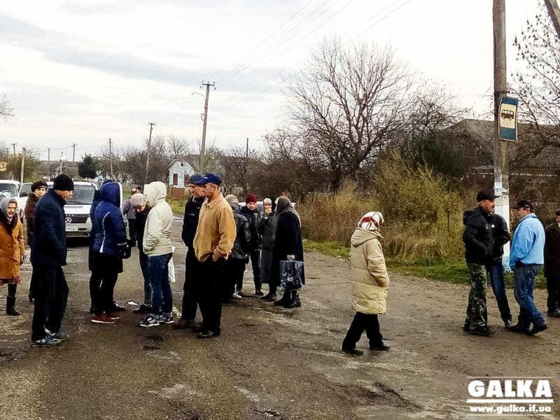 Взимку розпочнеться ремонт дороги, яку перекрили на Калущині, – Буджак