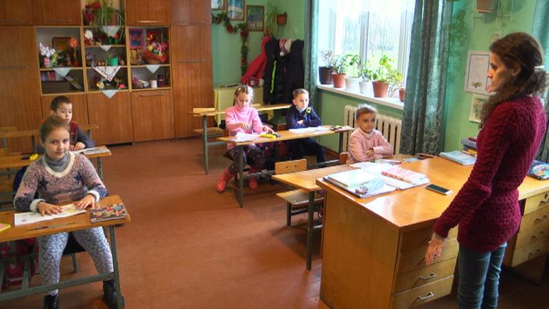 В одній із шкіл Коломийщини навчаються лише 13 учнів (ВІДЕО)