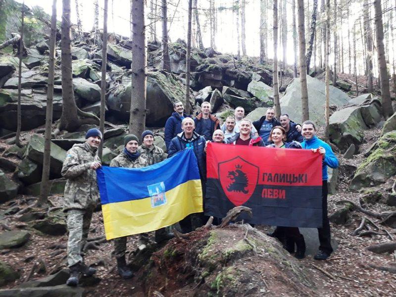 Для двадцяти бійців АТО влаштували відпочинок у Карпатах (ФОТО)