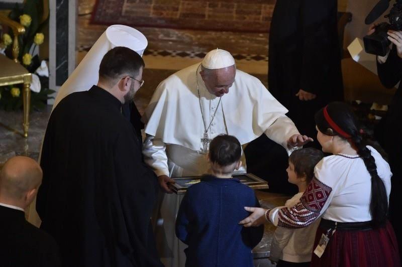 Папа Римський розказав, що починає і закінчує день по-українськи