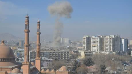 Теракт у Кабулі забрав життя 63 людей, 151 – поранені
