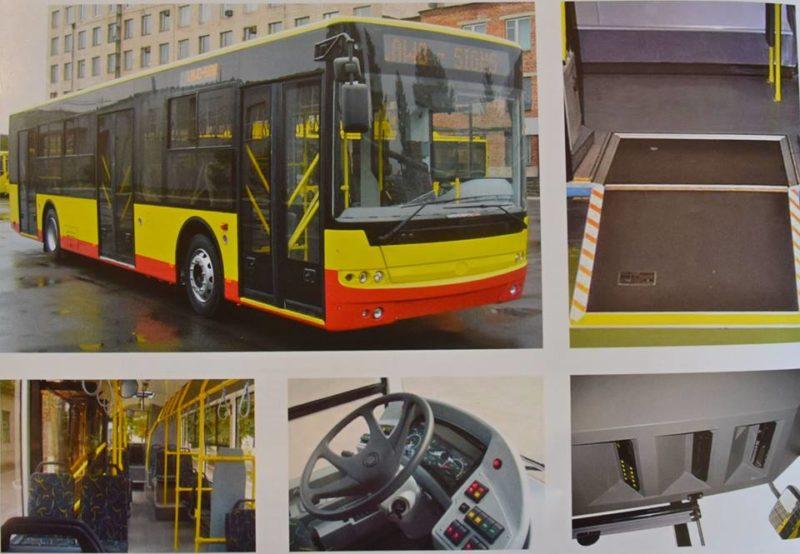 Шість нових комунальних автобусів мають з'явитися навесні в Івано-Франківську