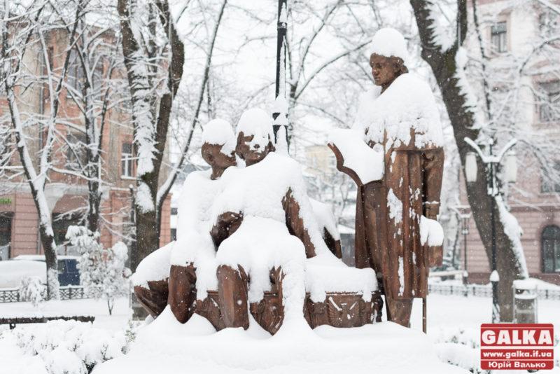 Що цікавого в Івано-Франківську у перший день зими