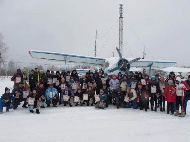 На Косівщині лижники різного віку змагалися за першість