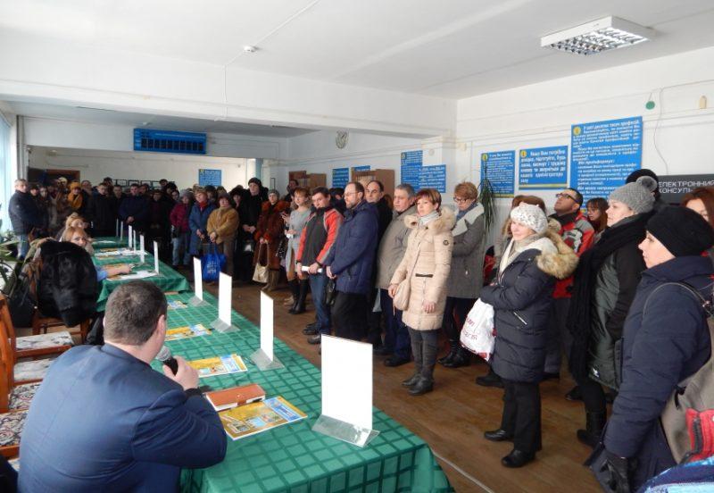 Ярмарок вакансій відбувся в Івано-Франківську