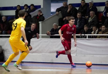Франківські футзалісти забили голи у ворота Португалії