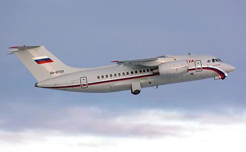 У Підмосков'ї розбився пасажирський літак – ЗМІ (ВІДЕО)