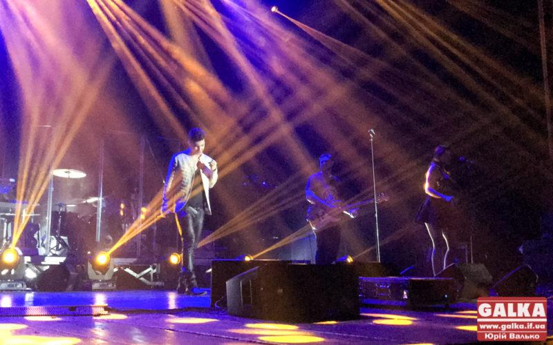 Dan Balan запалив франківців драйвовим концертом (ФОТО, ВІДЕО)