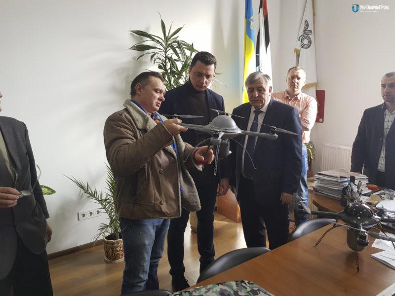 У Франківську планують розпочати виробництво військових дронів (ФОТОФАКТ)