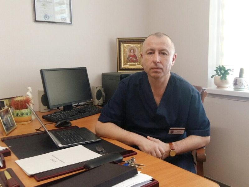 Франківський медик вперше у Західній Україні провів дві унікальні операції на підшлунковій залозі