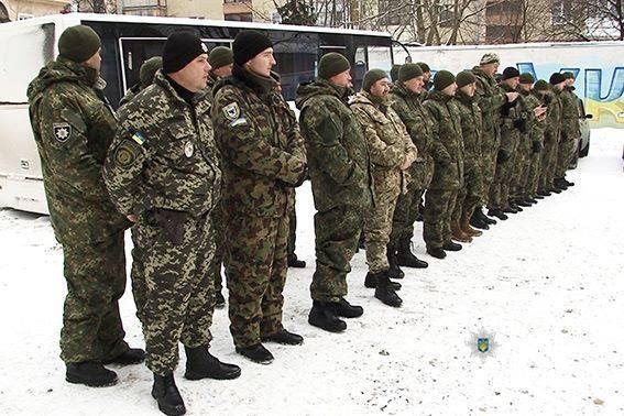 Прикарпатські правоохоронці поїхали стажуватися на Донеччину