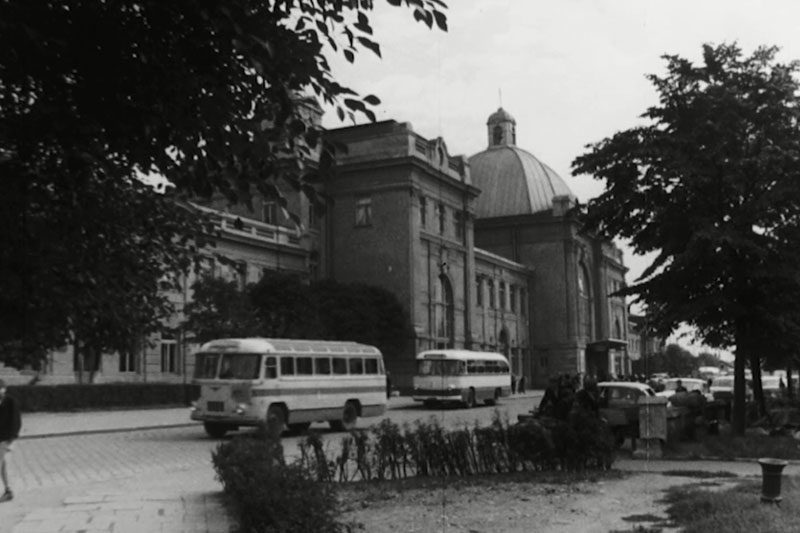 Як у 1965 складали іспит у франківську політехніку (ВІДЕО)