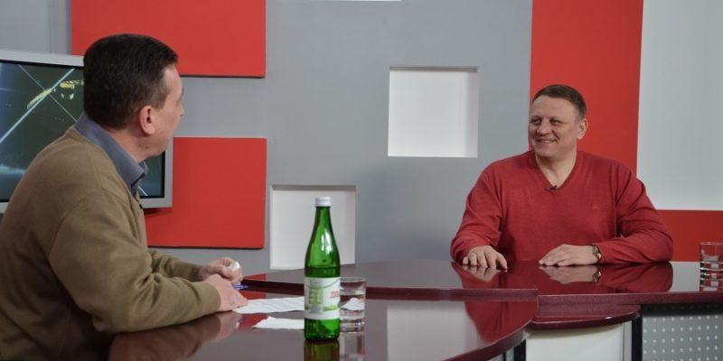 Олександр Шевченко хоче стати Президентом України