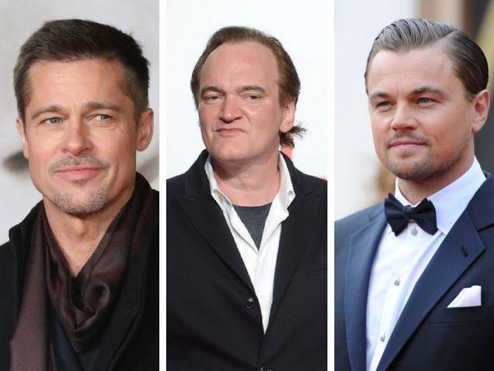 Леонардо Ді Капріо та Бред Пітт знімуться у новому фільмі Тарантіно