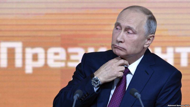 Путін спростив отримання громадянства для всіх жителів Луганської і Донецької областей