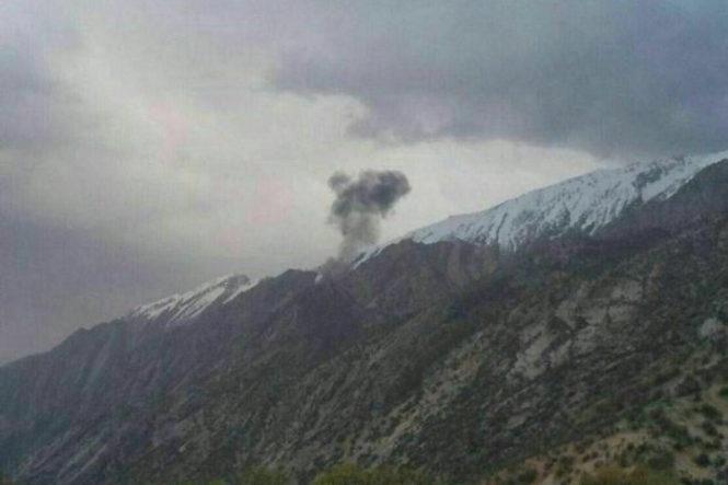 В Ірані розбився приватний турецький літак