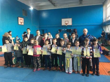 Прикарпатські тхеквондисти успішно виступили на відкритому чемпіонаті у Кам'янці-Подільському