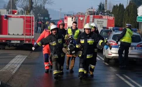 У Польщі  у ДТП потрапив автобус з українцями, є загиблі