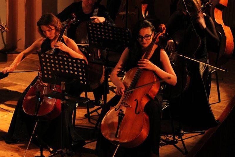 filar оркестр віолончель