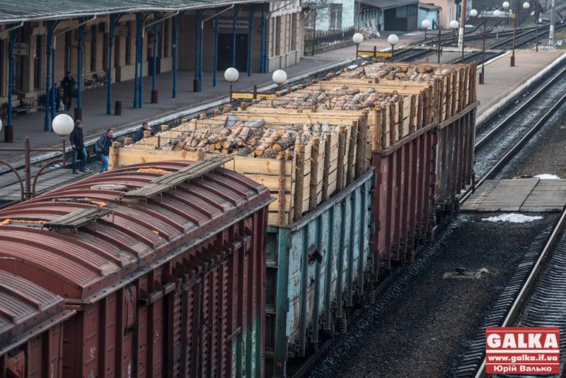 У 2018 на Прикарпатті виявили один факт незаконного експорту лісовини