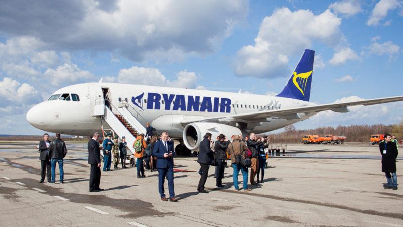 Новий рекорд Ryanair: авіаквитки зі Львова у Лондон від €2,90
