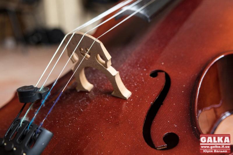 симфонічний оркестр-8206 віолончель