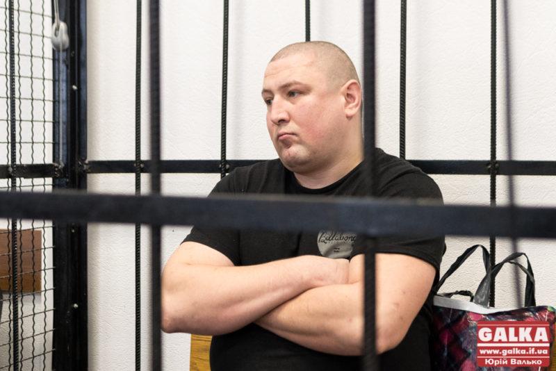 Франківський стрілець з-під Ратуші подав скаргу на слідчого і заявив, що насправді жертва він