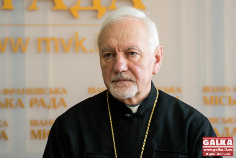 Митрополит Володимир Війтишин дозволив вірянам не відвідувати літургії