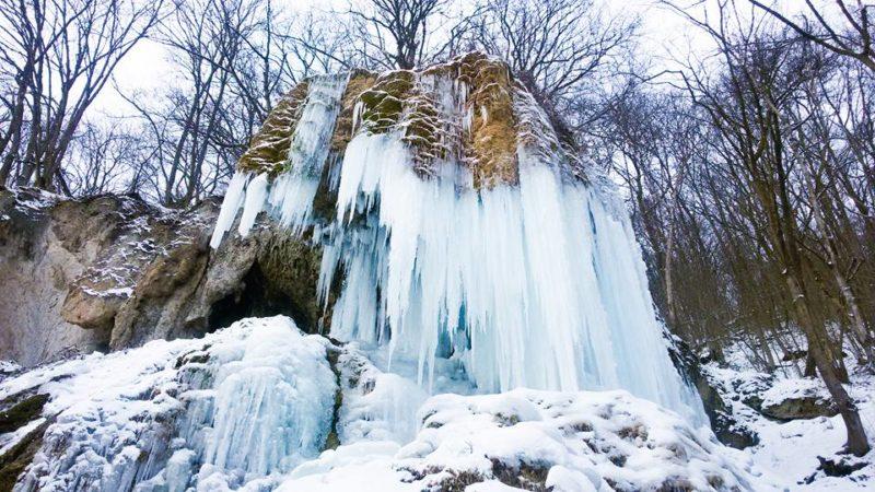 Чотири водоспади Прикарпаття увійшли в ТОП-10 найкращих в Україн
