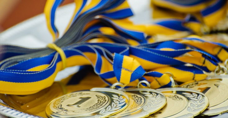 """Два """"срібла"""" і """"бронзу"""" вибороли франківські тхеквондисти на змаганнях у Харкові (ФОТО)"""