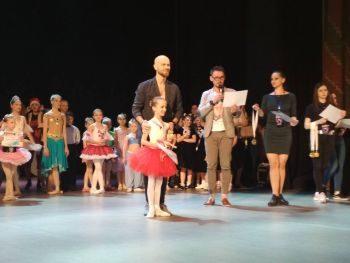 У Франківську триває популярний міжнародний конкурс-фестиваль з хореографії