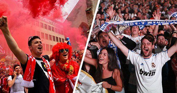 На фінал Ліги Чемпіонів до Києва їдуть 30 тисяч іспанців і англійців