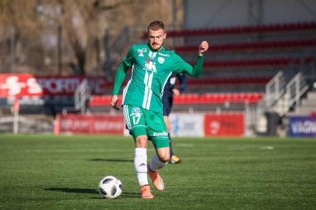 Коломийський футболіст вдруге поспіль відзначився хет-триком в Естонії