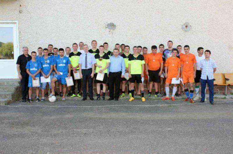 Турніром з міні-футболу вшанували пам'ять Героїв Небесної Сотні на Косівщині (ФОТО)