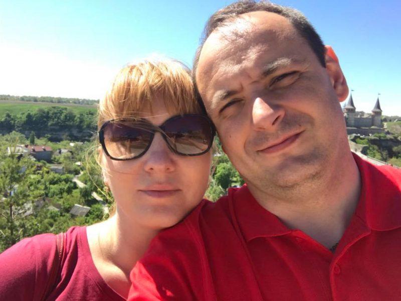 Міський голова Івано-Франківська поділився сімейними світлинами (ФОТО) 67698defaa020