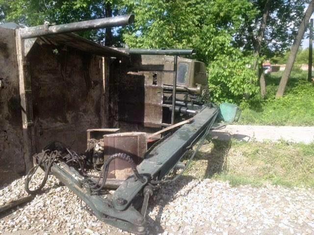 Відомі деталі ДТП у Галицькому районі, одна з вантажівок перекинулася (ФОТОФАКТ)