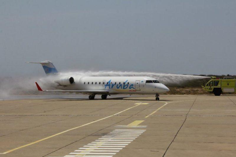 Запрацював найкоротший у світі міжнародний авіарейс тривалістю 8 хвилин
