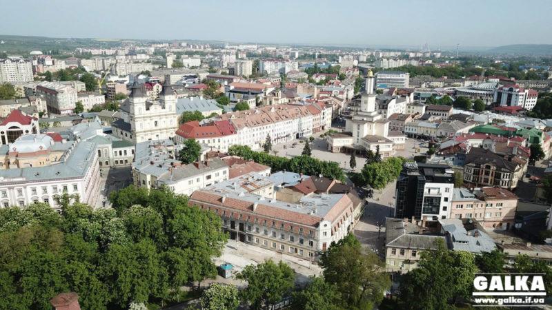 Франківцям показали проект нового Генплану міста