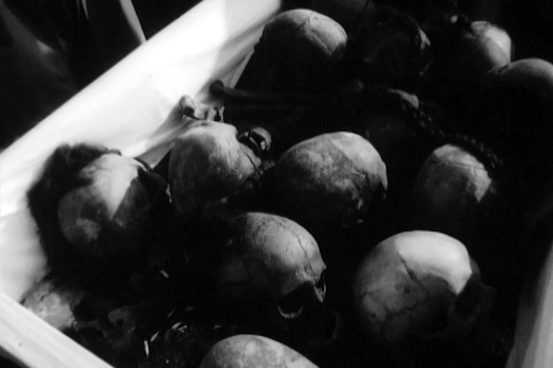 """Як наприкінці 80-тих у """"Дем'яновому лазі"""" жертв комуністичних репресій перепоховали (ВІДЕО)"""