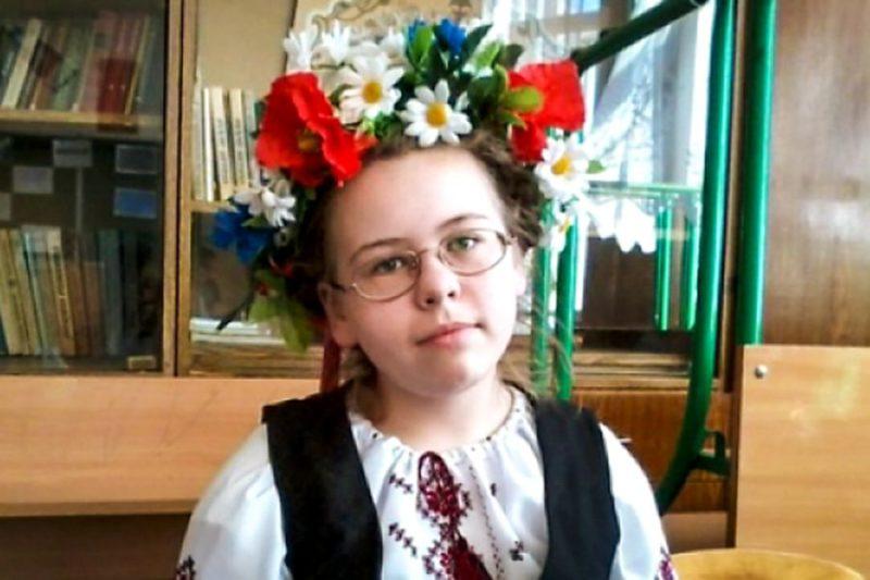 Юна прикарпатка отримає стипендію імені Тараса Шевченка
