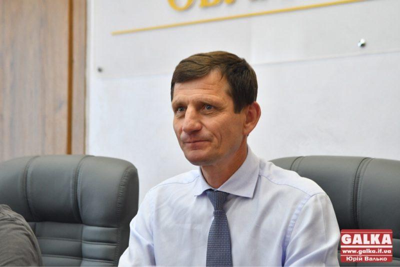 Голова Івано-Франківської облради йде у парламент