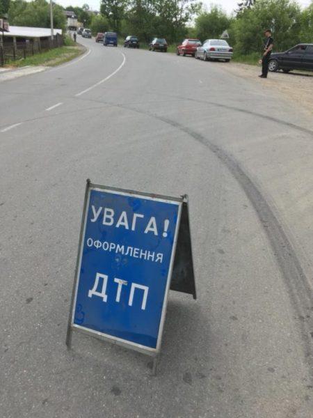 "У Косові смертельна ДТП за участю ""Мерседеса"" на ""бляхах"" (ФОТО)"