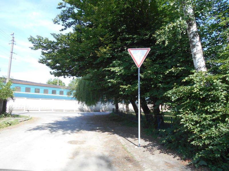 У Франківську встановили майже сотню дорожніх знаків (ФОТО)